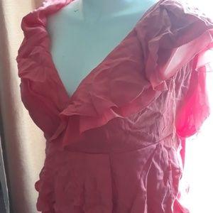 C. Luce Dresses - Ruffle Dress